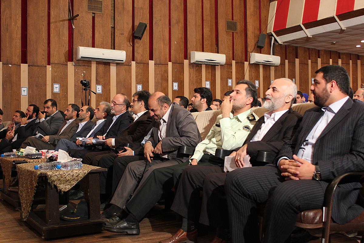 همایش تجلیل از خبرنگاران استان گیلان