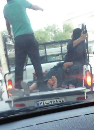 درگیری خونین کم سابقه در ایران با بیش از 12 کشته