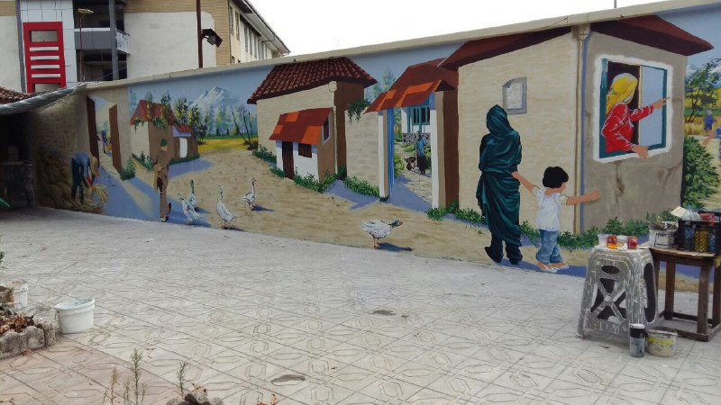 جشنواره نقاشی دیواری (10)