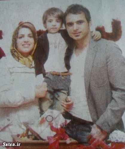 هادی نوروزی و همسرش