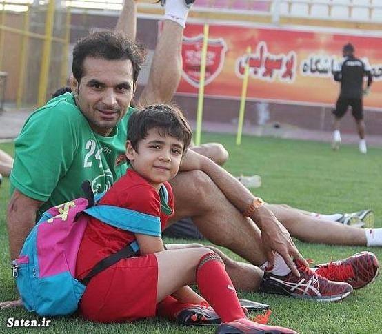 هادی نوروزی و پسرش