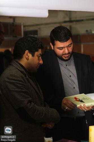 بازدید شهردار از نمایشگاه کتاب (1)