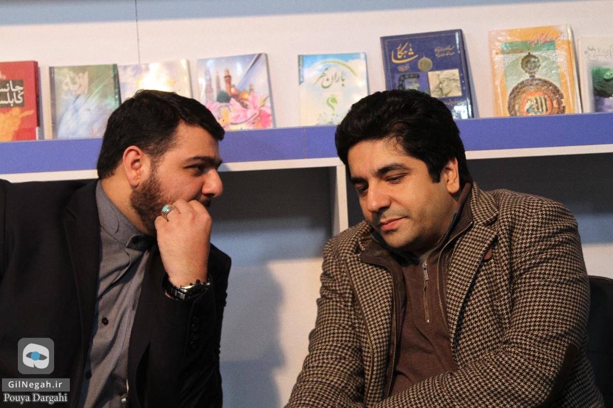 بازدید شهردار از نمایشگاه کتاب (12)