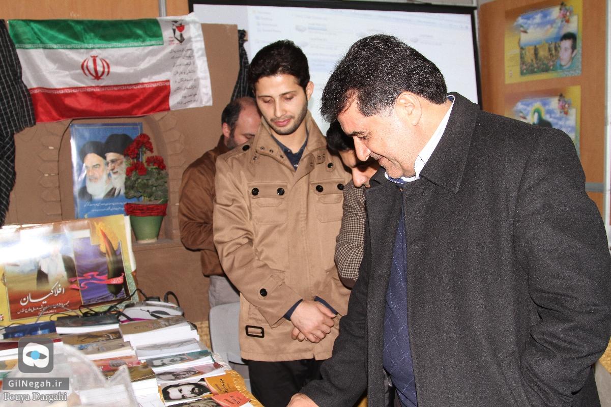 بازدید شهردار از نمایشگاه کتاب (14)