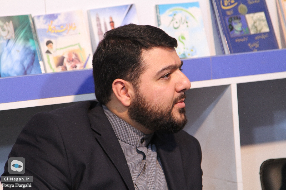 بازدید شهردار از نمایشگاه کتاب (5)