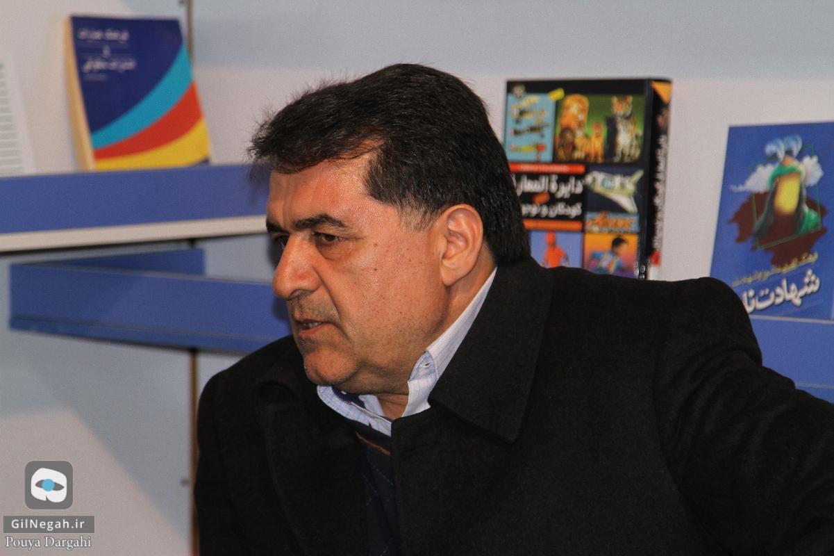 بازدید شهردار از نمایشگاه کتاب (7)