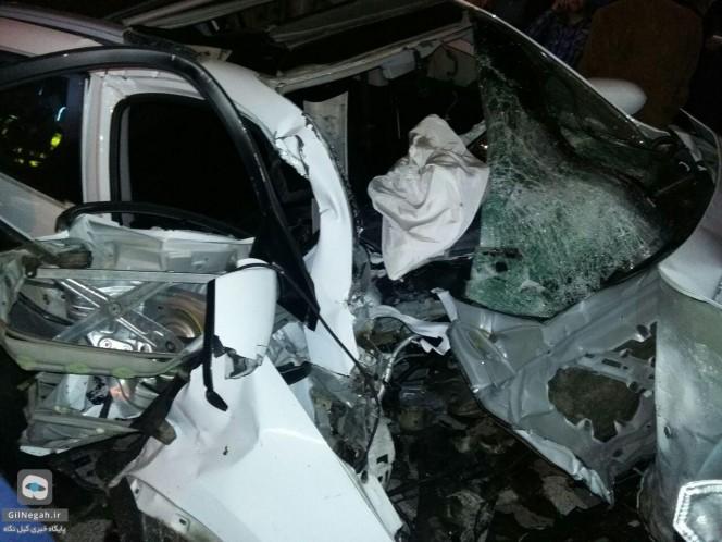 تصادف گیلان (24)