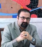 دکتر افشین عموزاده لیچایی استادیار دانشکده هنر و معماری دانشگاه گیلان