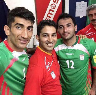 سلفی ایران گوام