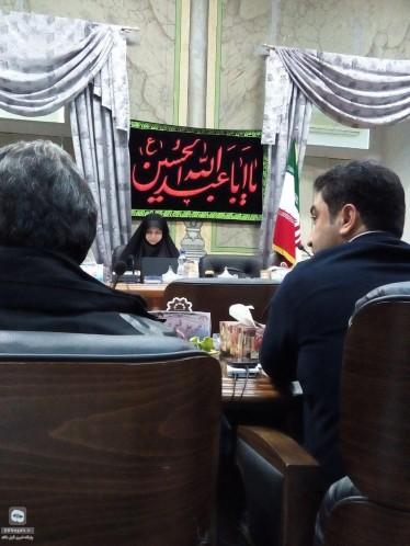 کمیسیون بهداشت شورای شهر رشت آبان (2)