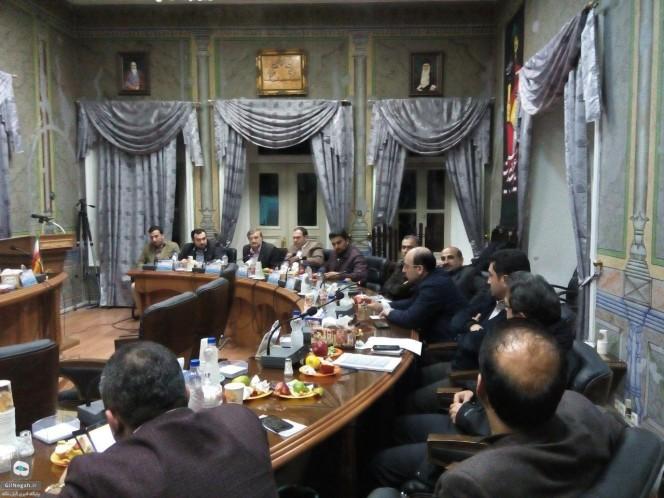 کمیسیون بهداشت شورای شهر رشت آبان (3)