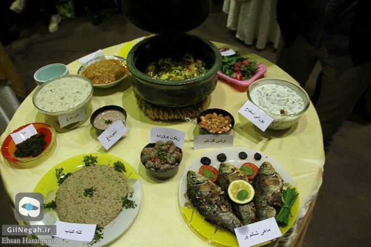 جشنواره غذا در لاهیجان (1)