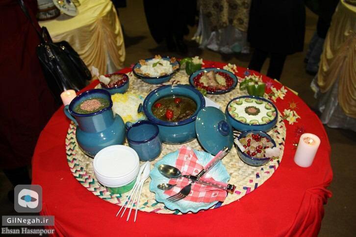 جشنواره غذا در لاهیجان (10)