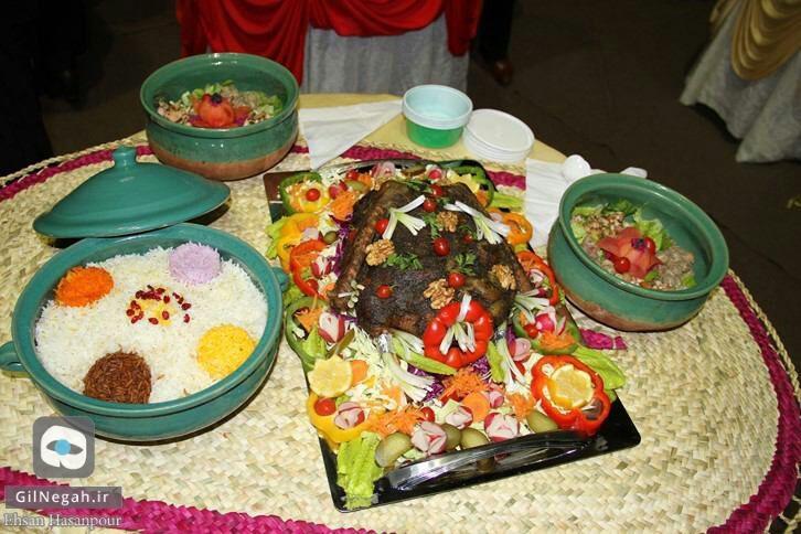 جشنواره غذا در لاهیجان (4)