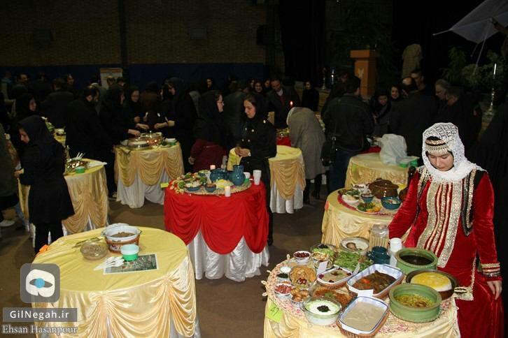 جشنواره غذا در لاهیجان (7)