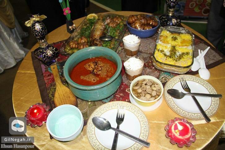 جشنواره غذا در لاهیجان (8)