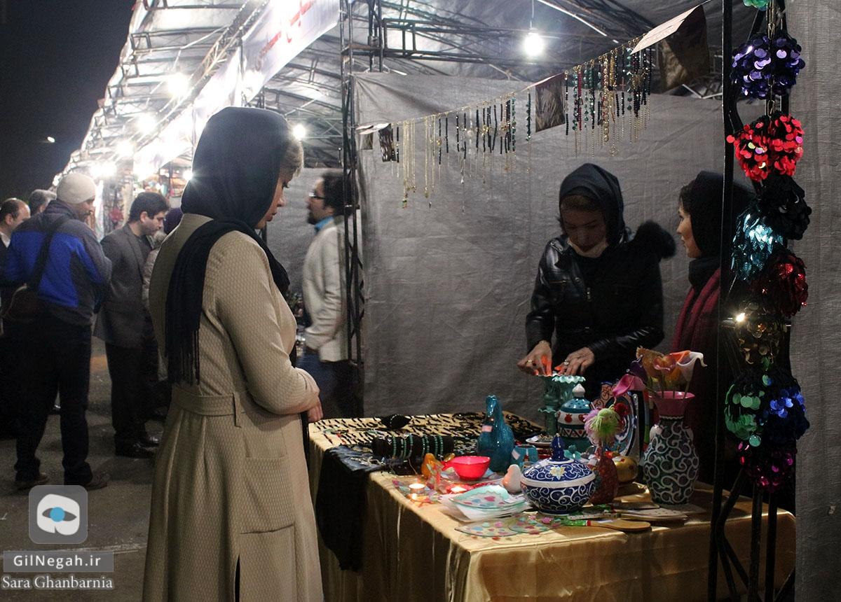 نمایشگاه سوغات و صنایع دستی گیلان (15)