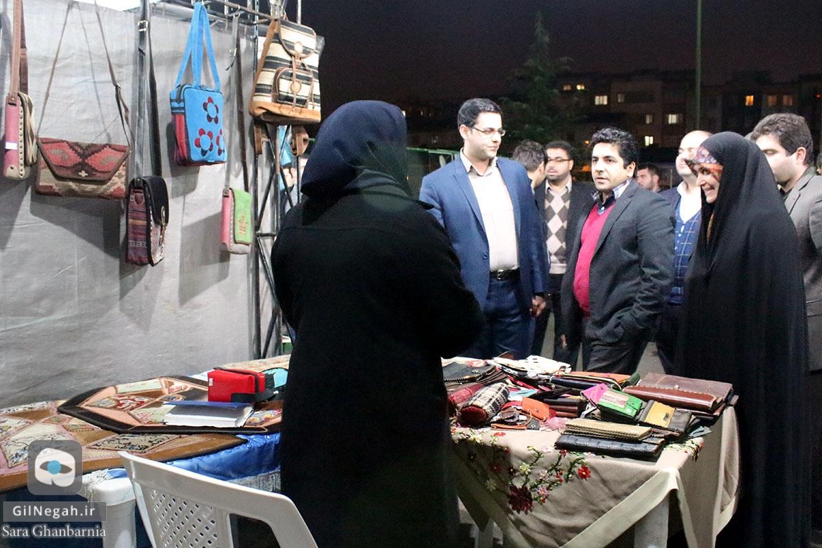 نمایشگاه سوغات و صنایع دستی گیلان (17)