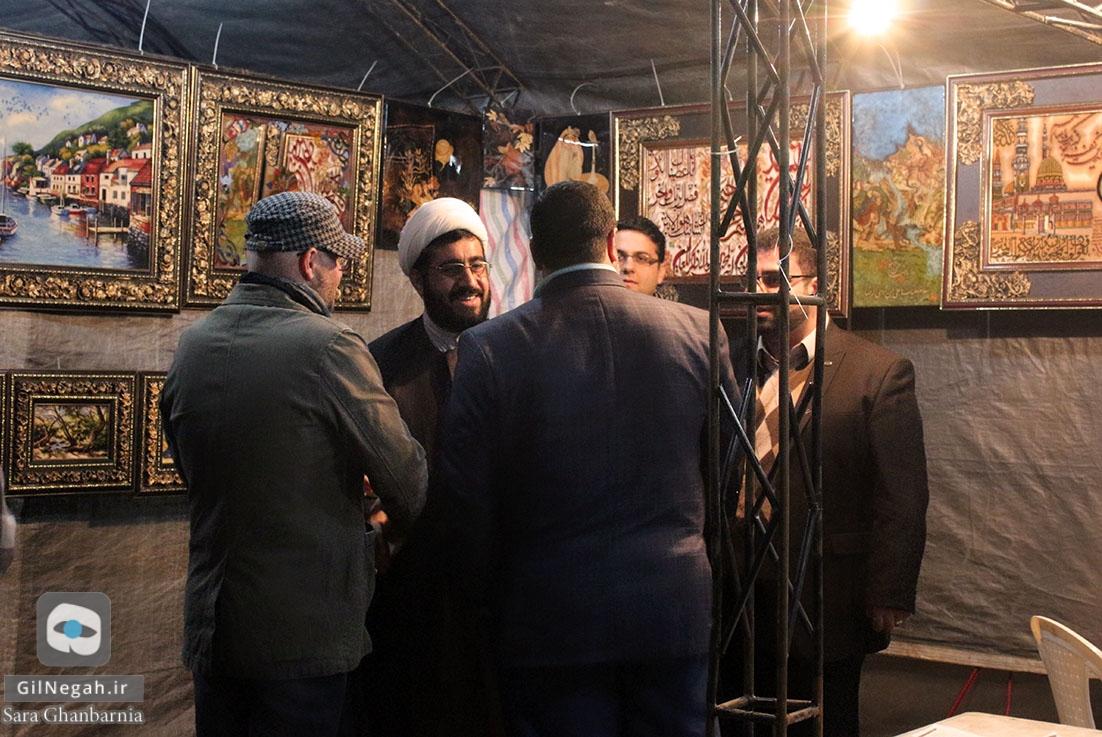 نمایشگاه سوغات و صنایع دستی گیلان (7)