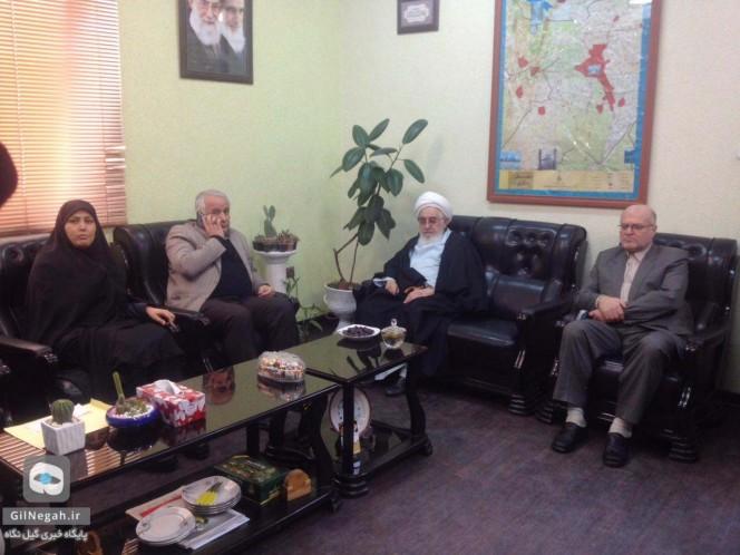 ثبت نام کاندیداهای مجلس و خبرگان رشت (14)