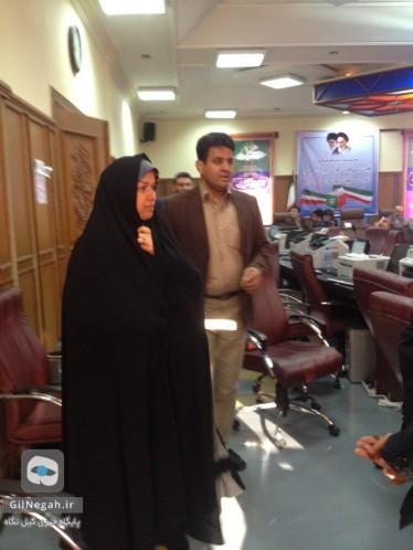 ثبت نام کاندیداهای مجلس و خبرگان رشت (5)
