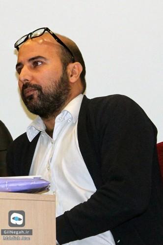 محمد لطفی حقوقدان و نماینده شبکه یاری در وزارت کار