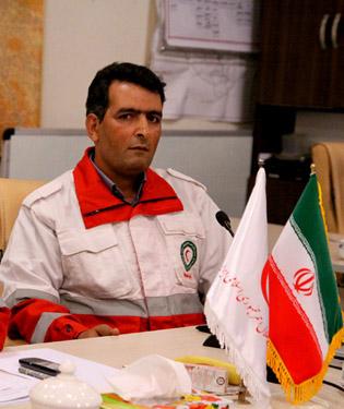 مدیر روابط عمومی جمعیت هلال احمر استان همدان0