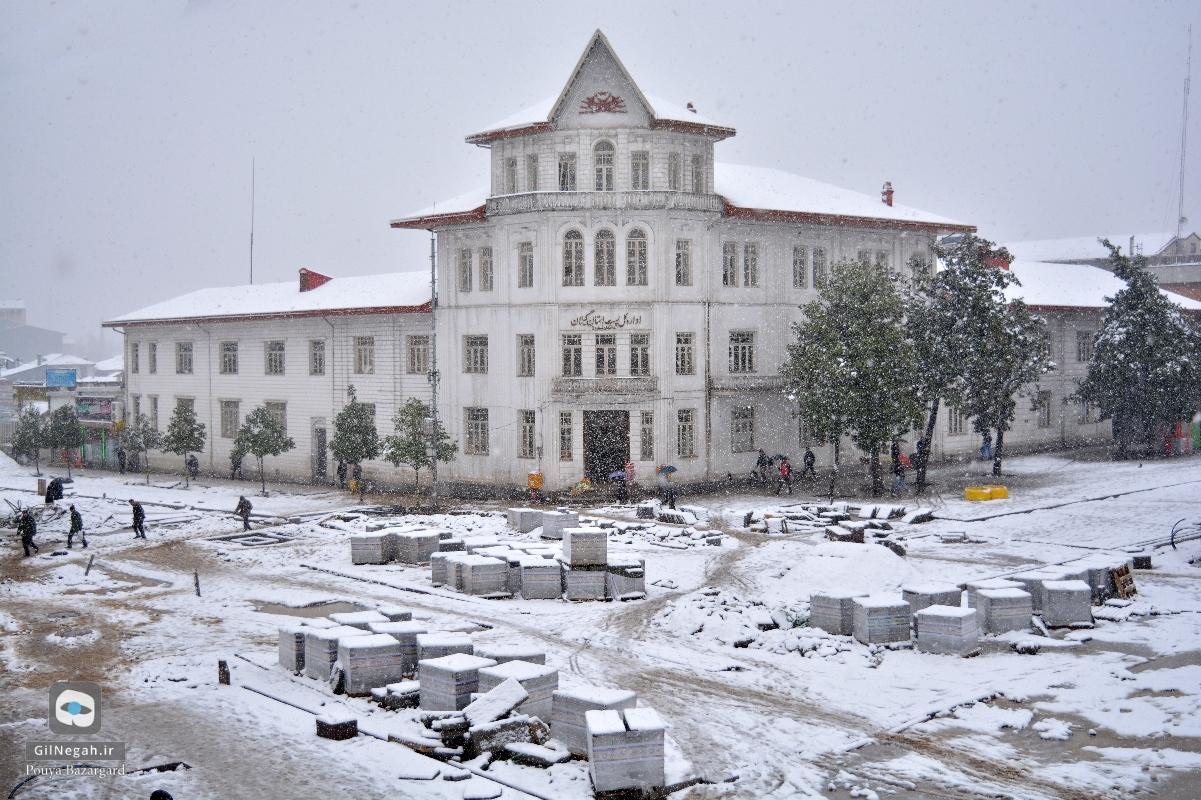 برف رشت (10)