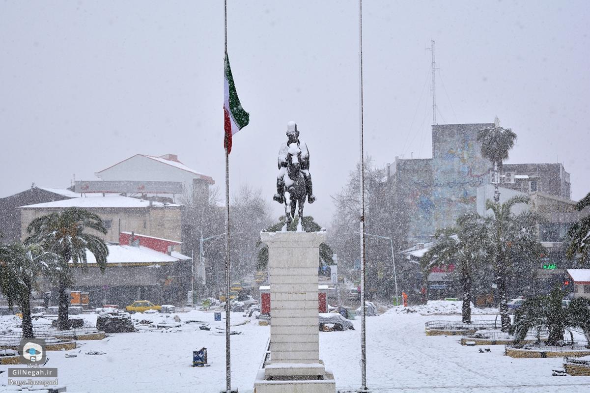برف رشت (5)