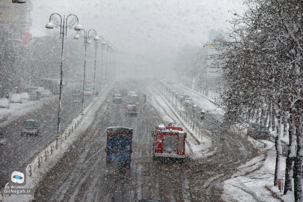 برف لاهیجان (2)