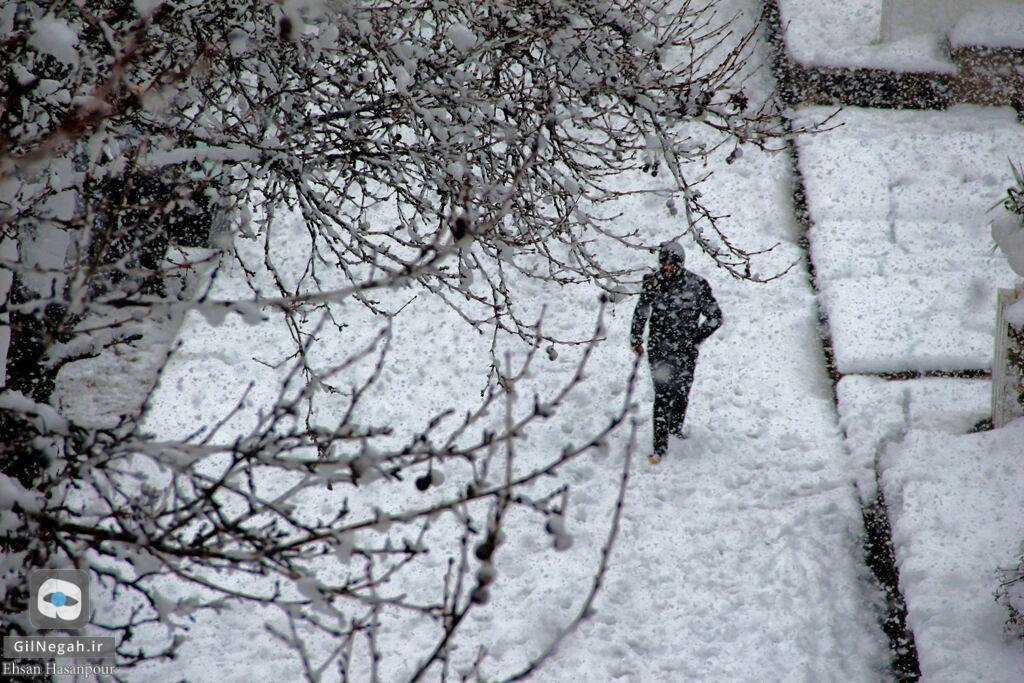 برف لاهیجان (3)