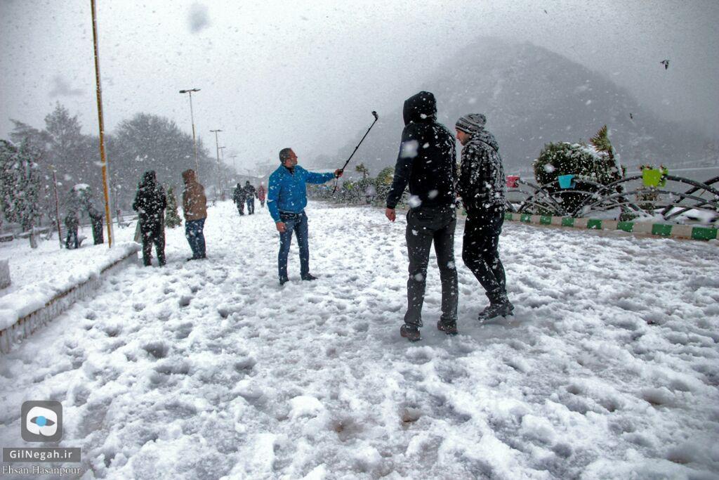 برف لاهیجان (6)