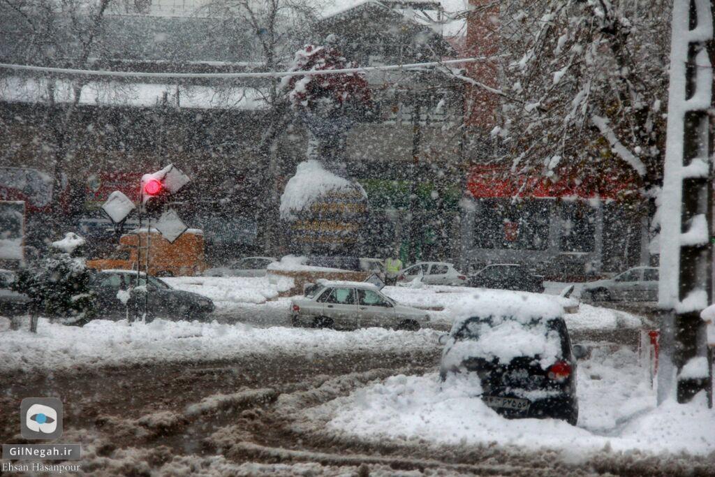 برف لاهیجان (8)