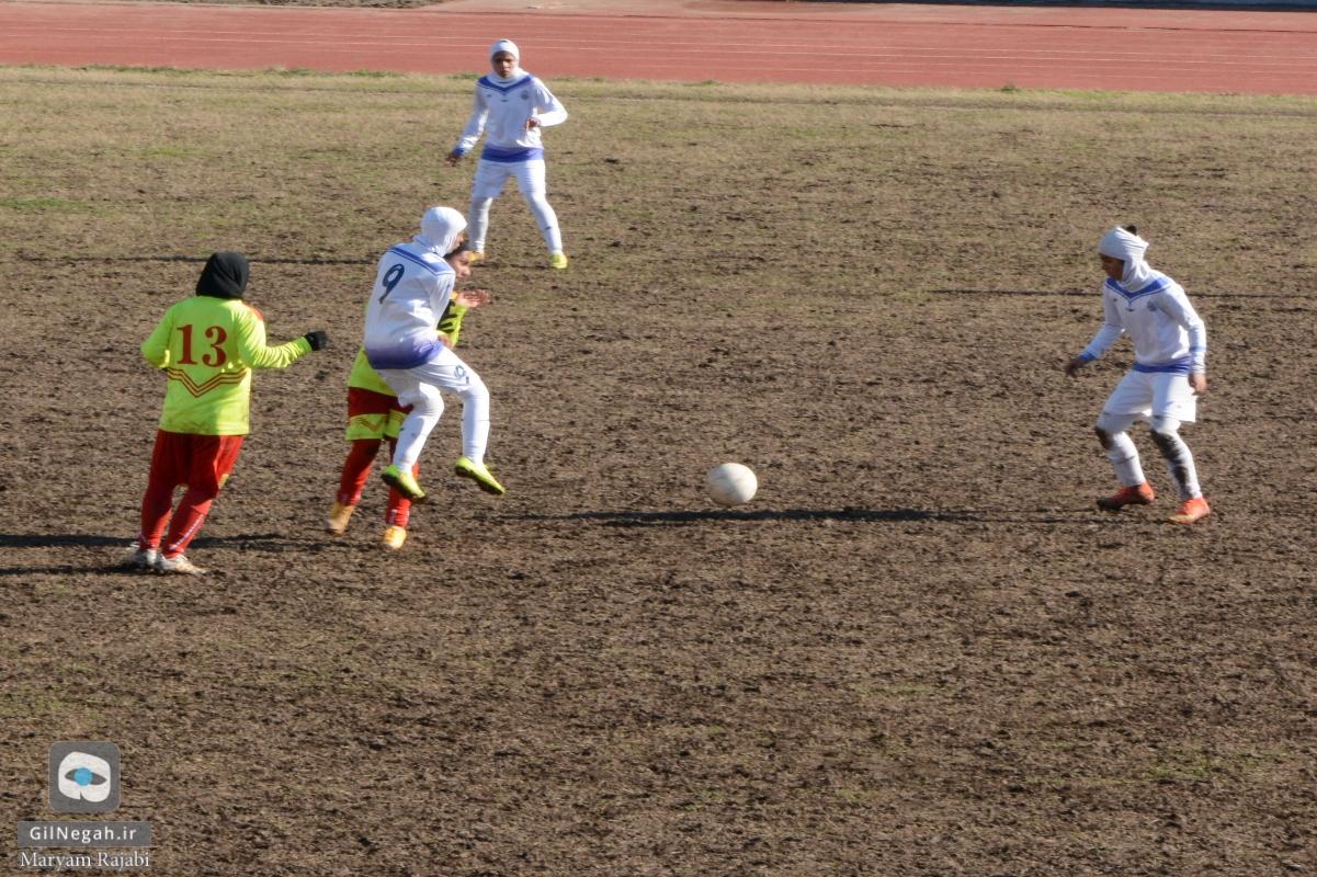 فوتبال بانوان ملوان (2)