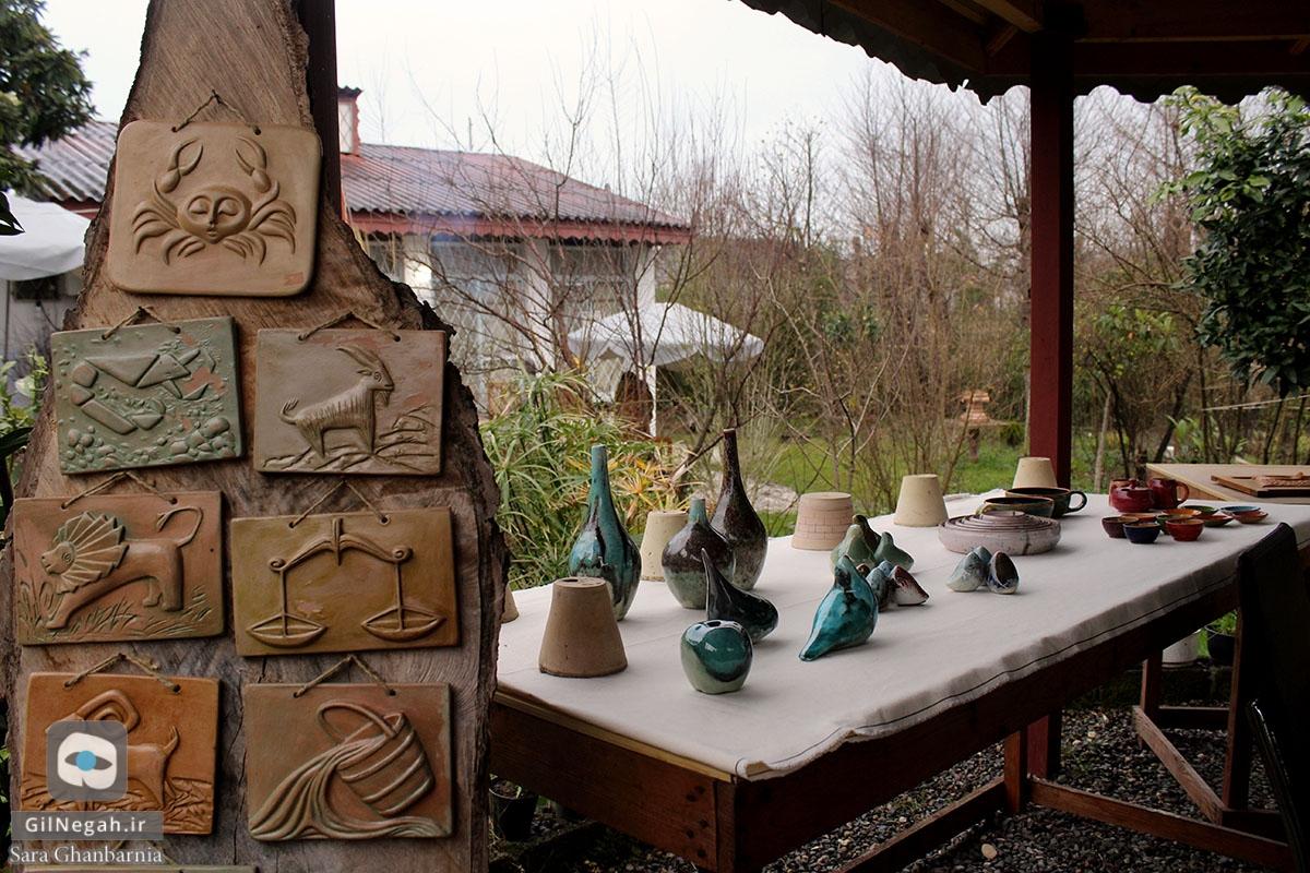 نگارخانه کوچه باغ (1)