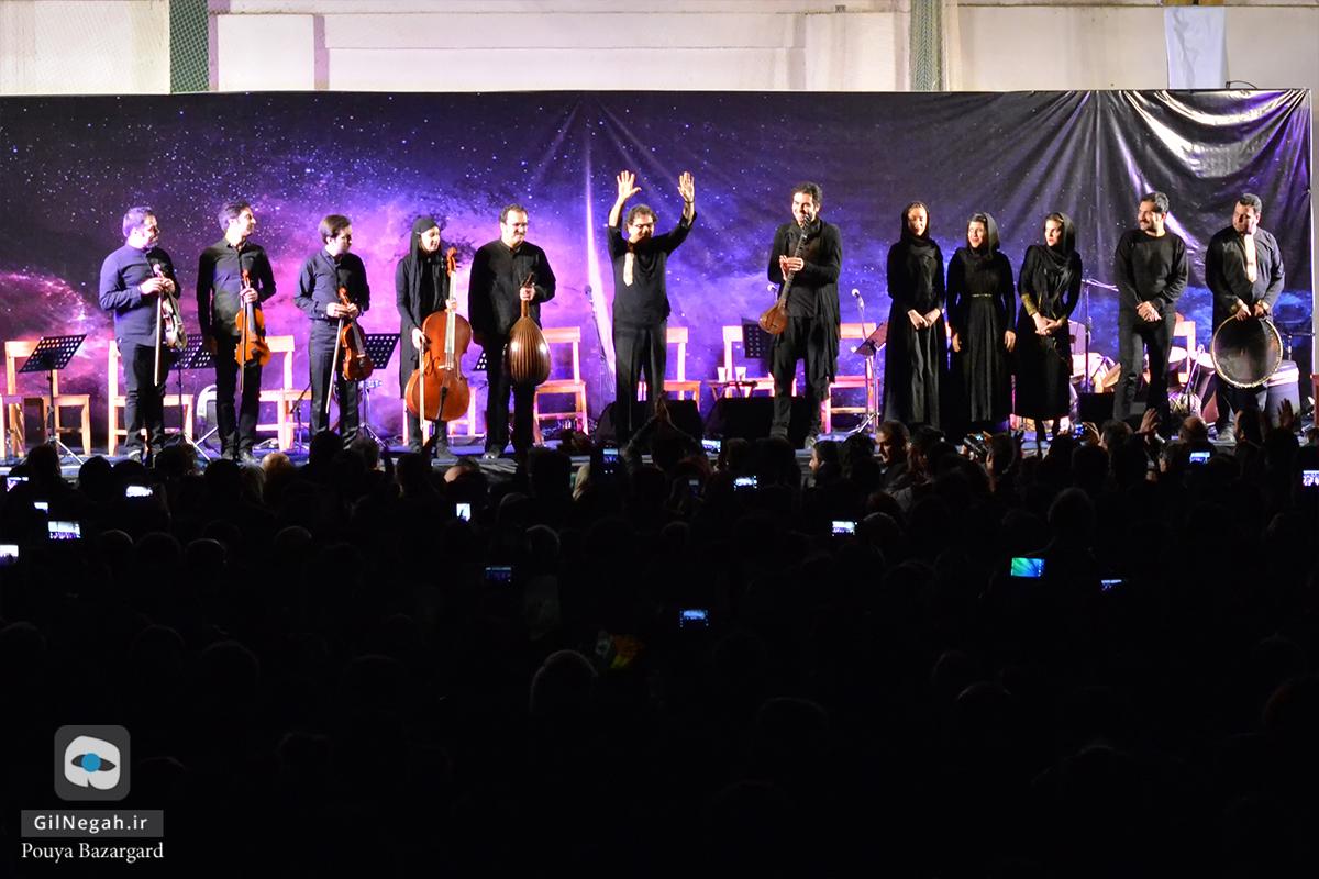 کنسرت شهرام ناظری در رشت (2)