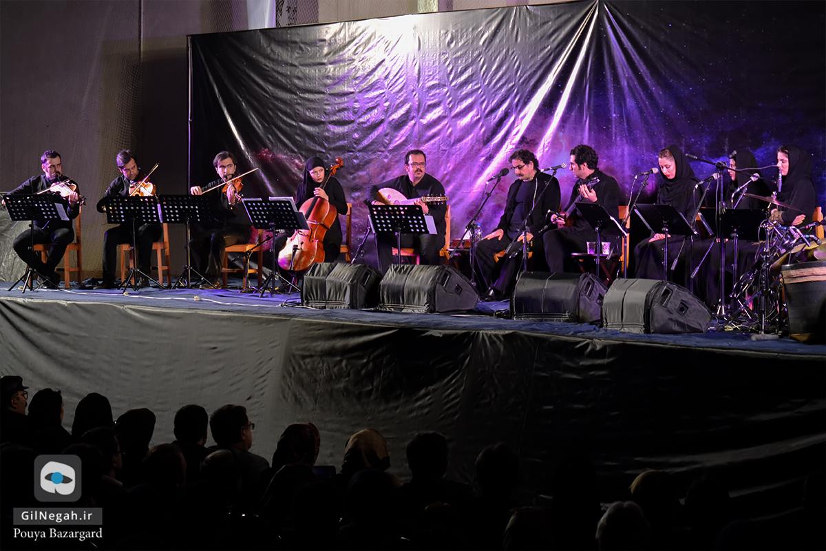 کنسرت شهرام ناظری در رشت (3)