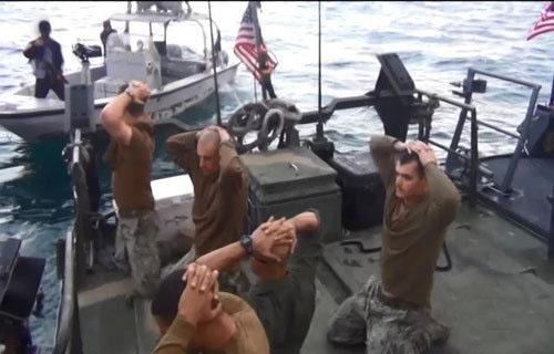 Image result for جزئیاتی تازه از دستگیری تفنگداران آمریکایی