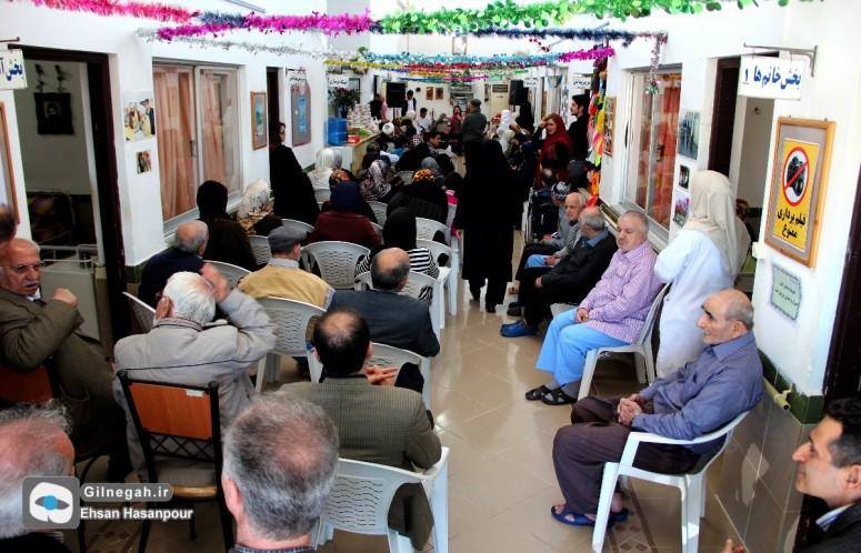 آسایشگاه سالمندان لاهیجان (4)