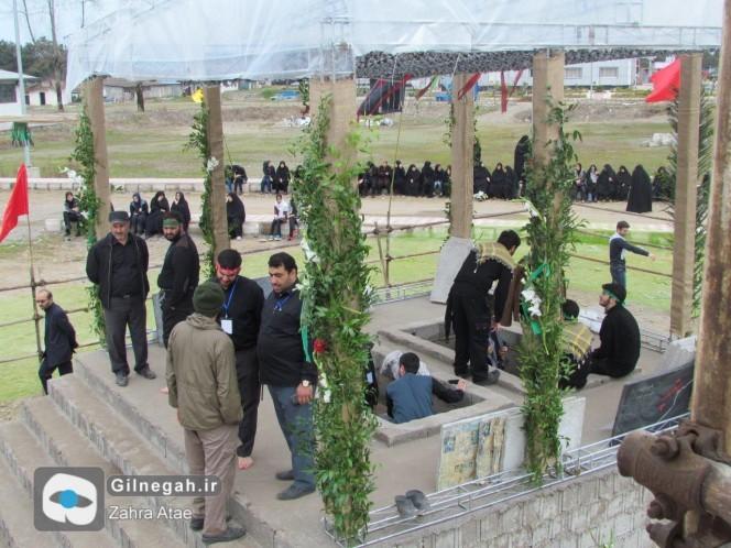 تدفین-شهید-گمنام-انزلی-7-664x498