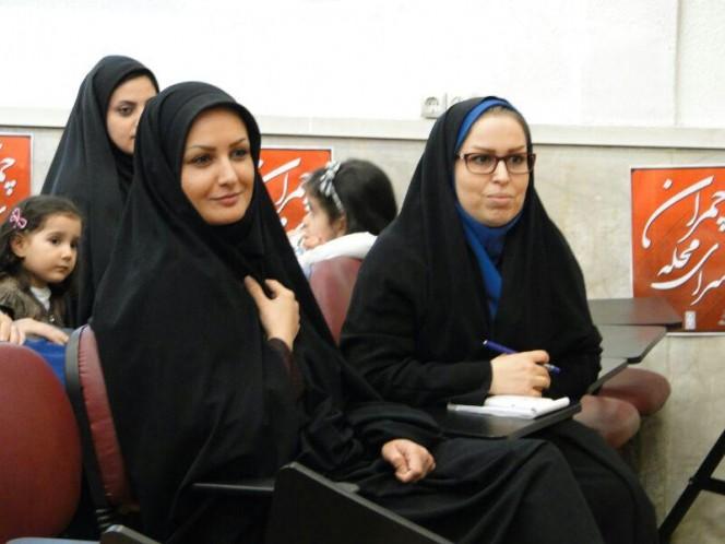 قصه گویی شهرداری منطقه سه (15)