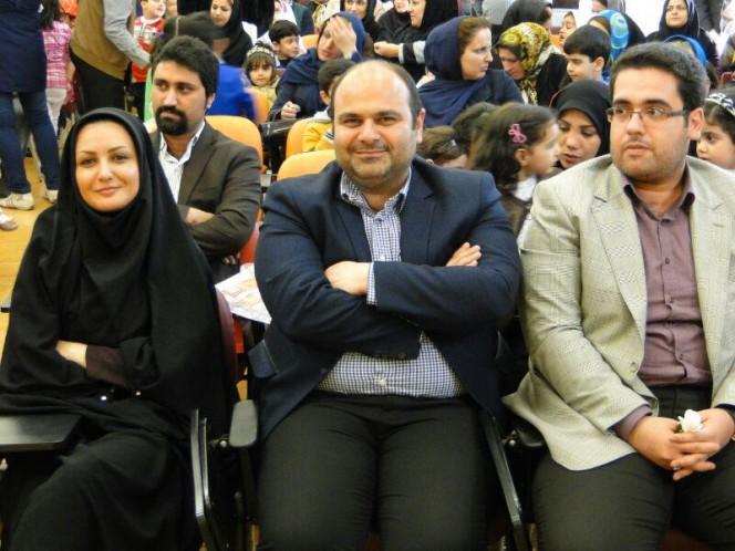 قصه گویی شهرداری منطقه سه (5)
