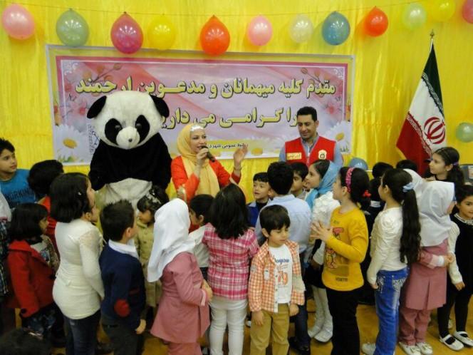 قصه گویی شهرداری منطقه سه (10)