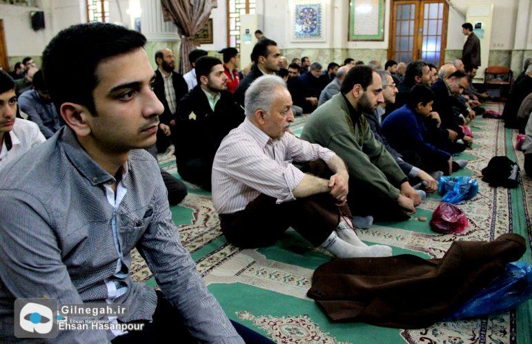نماز جمعه لاهیجان (8)