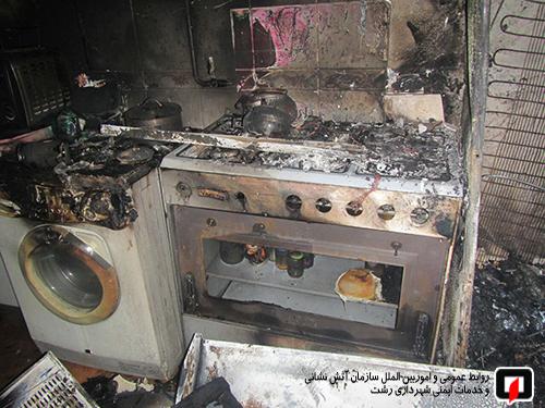 آتش سوزی حمیدیان (2)