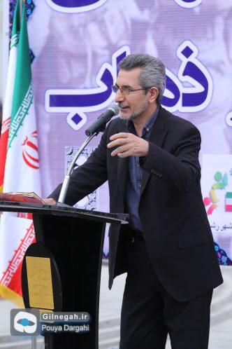 افتتاح المان شهدای جواد کاظمی ذهاب رشت (26)
