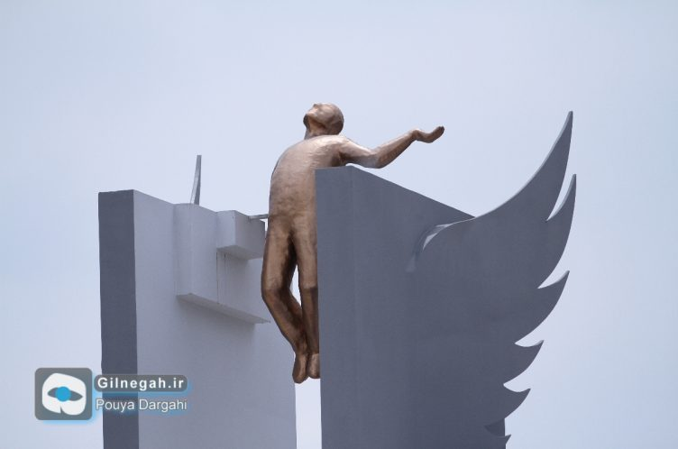 افتتاح المان شهدای ذهاب رشت (40)