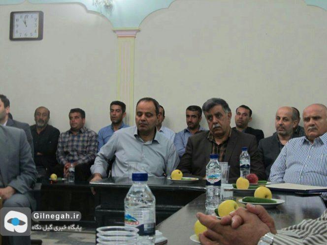 ش.ورای اداری آستانه با حضور وزیر ارتباطات (1)