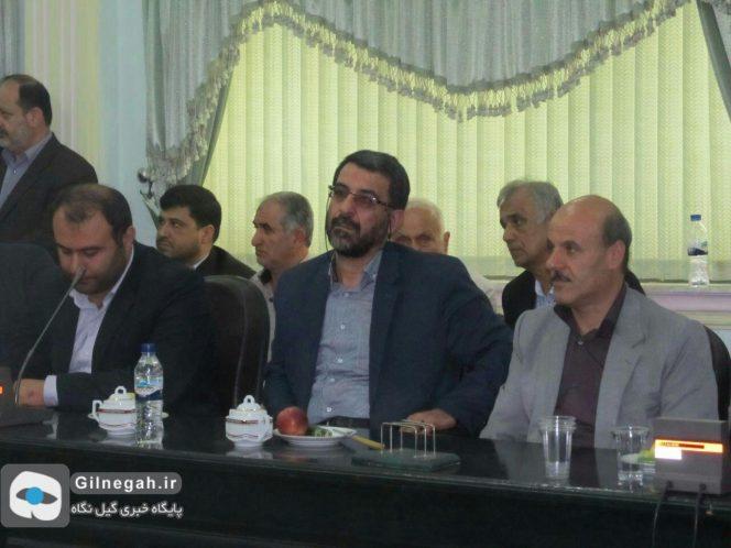 ش.ورای اداری آستانه با حضور وزیر ارتباطات (2)