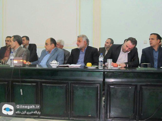 ش.ورای اداری آستانه با حضور وزیر ارتباطات (3)
